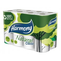 TP Harmony Color 2vr. natur. 24ks